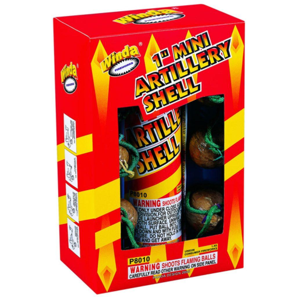 1″ Mini Artillery Shell
