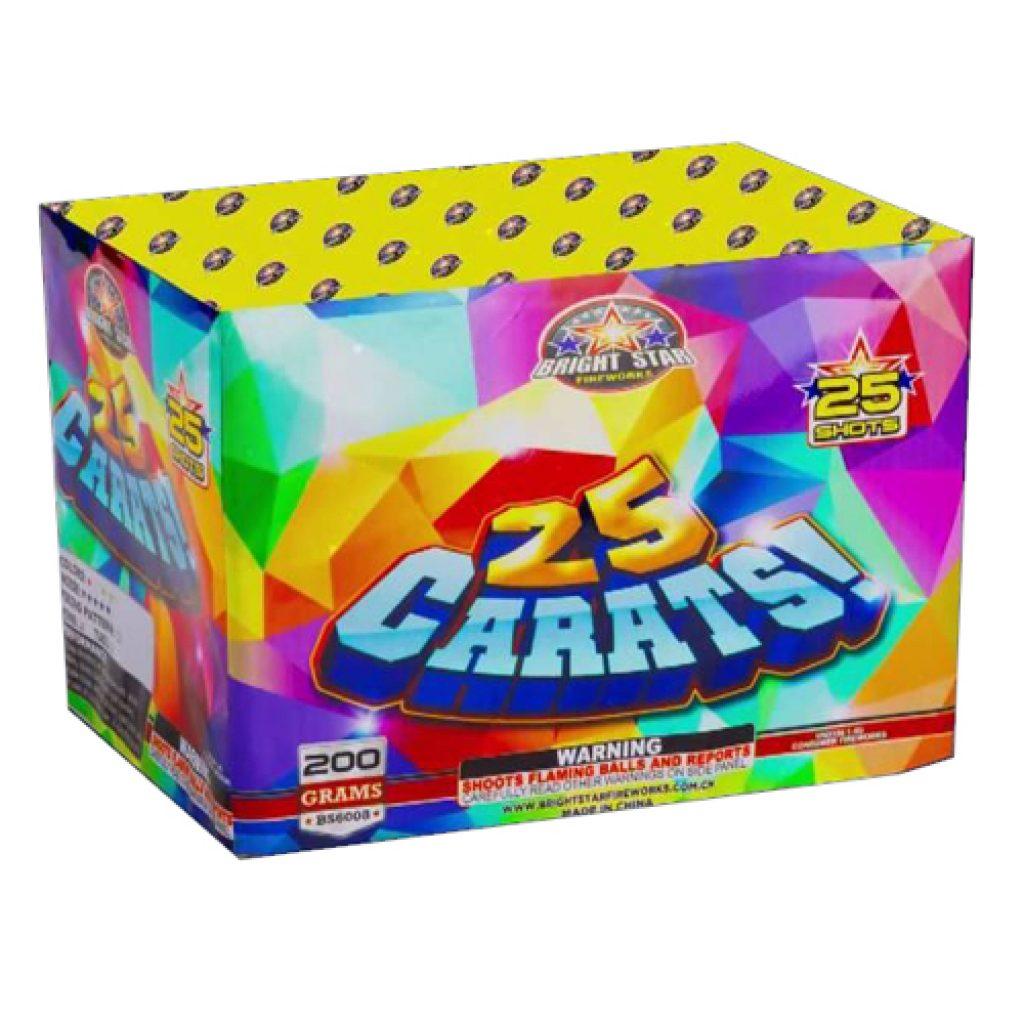25 Carats