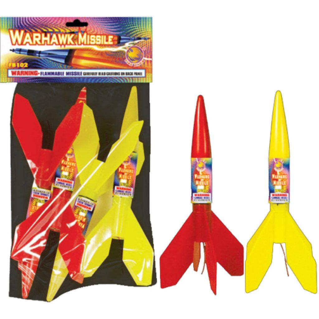 10″ Warhawk