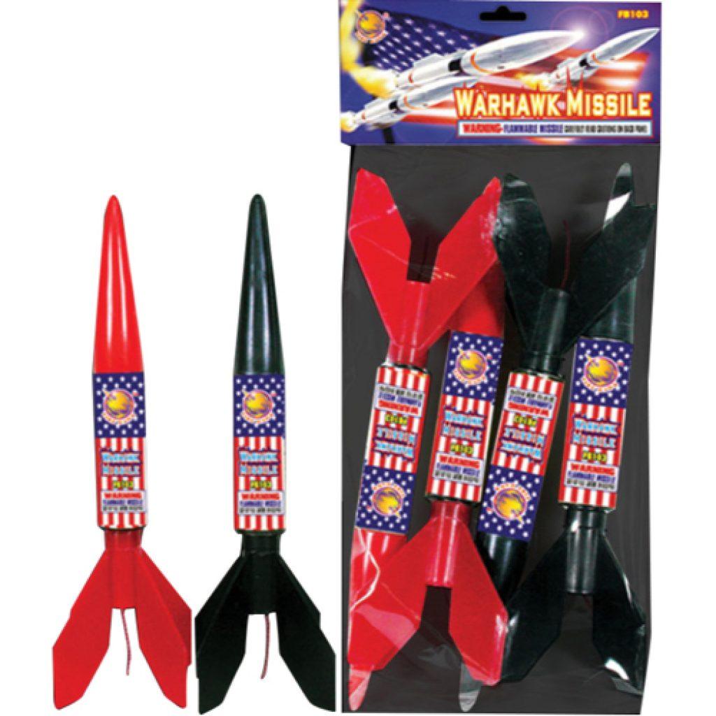 12″ Warhawk
