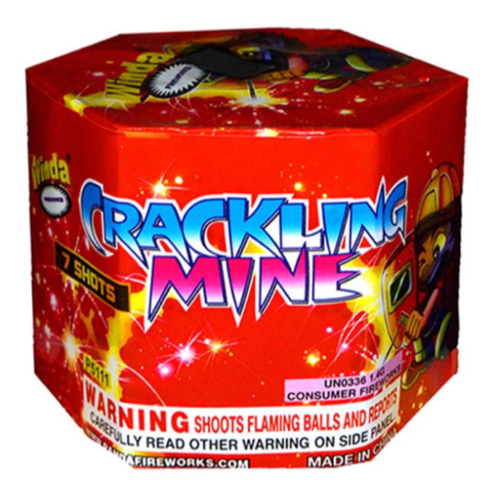 Crackling Mine