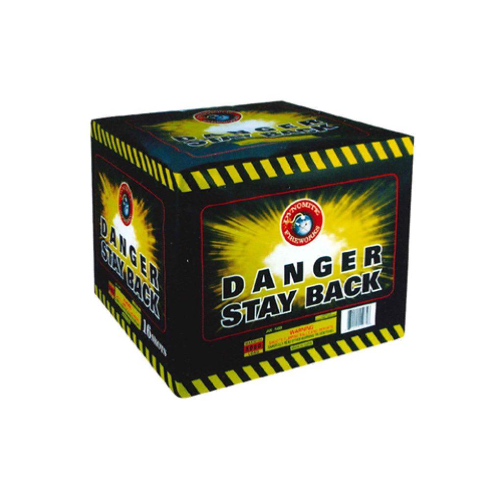 Danger Stay Back