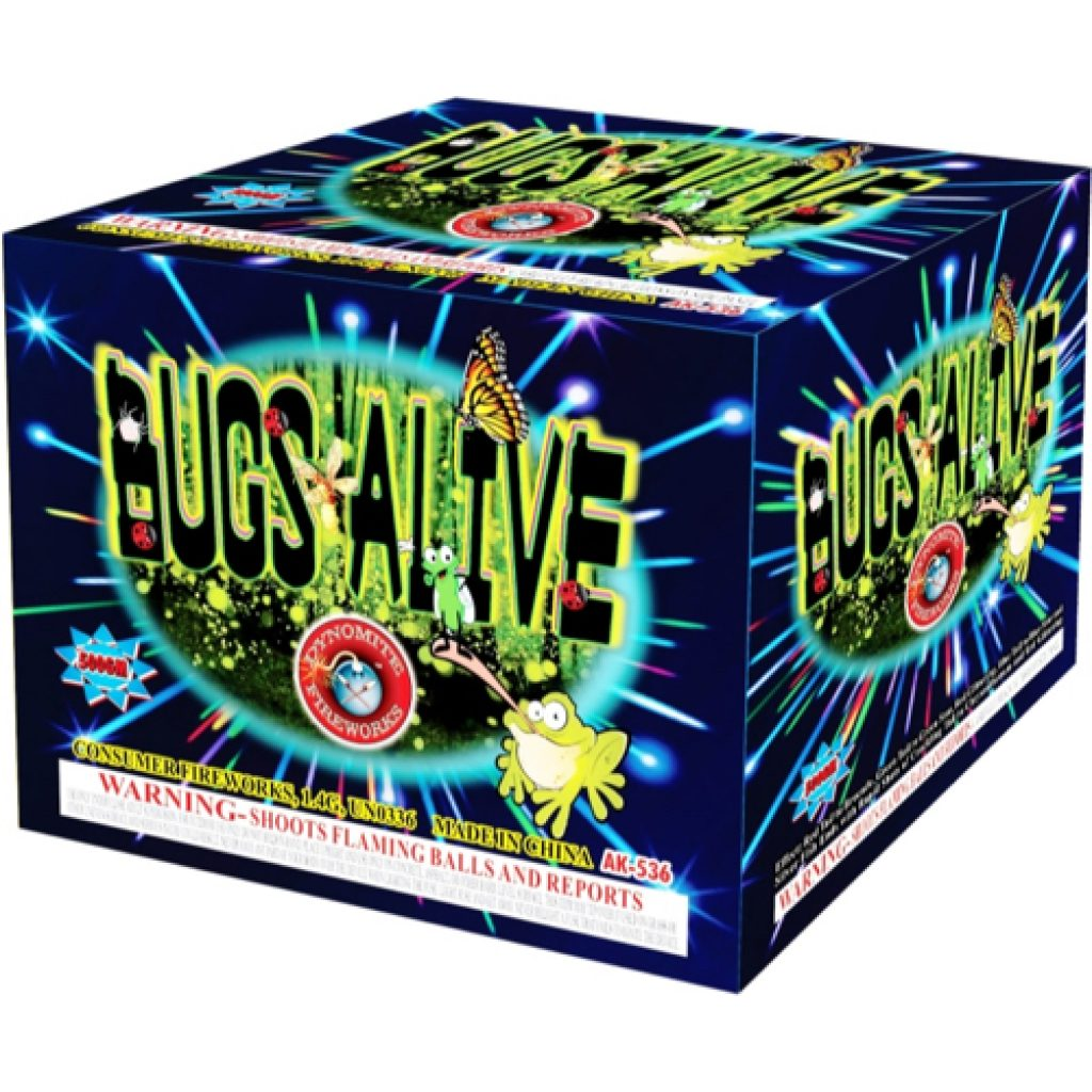 Bugs Alive