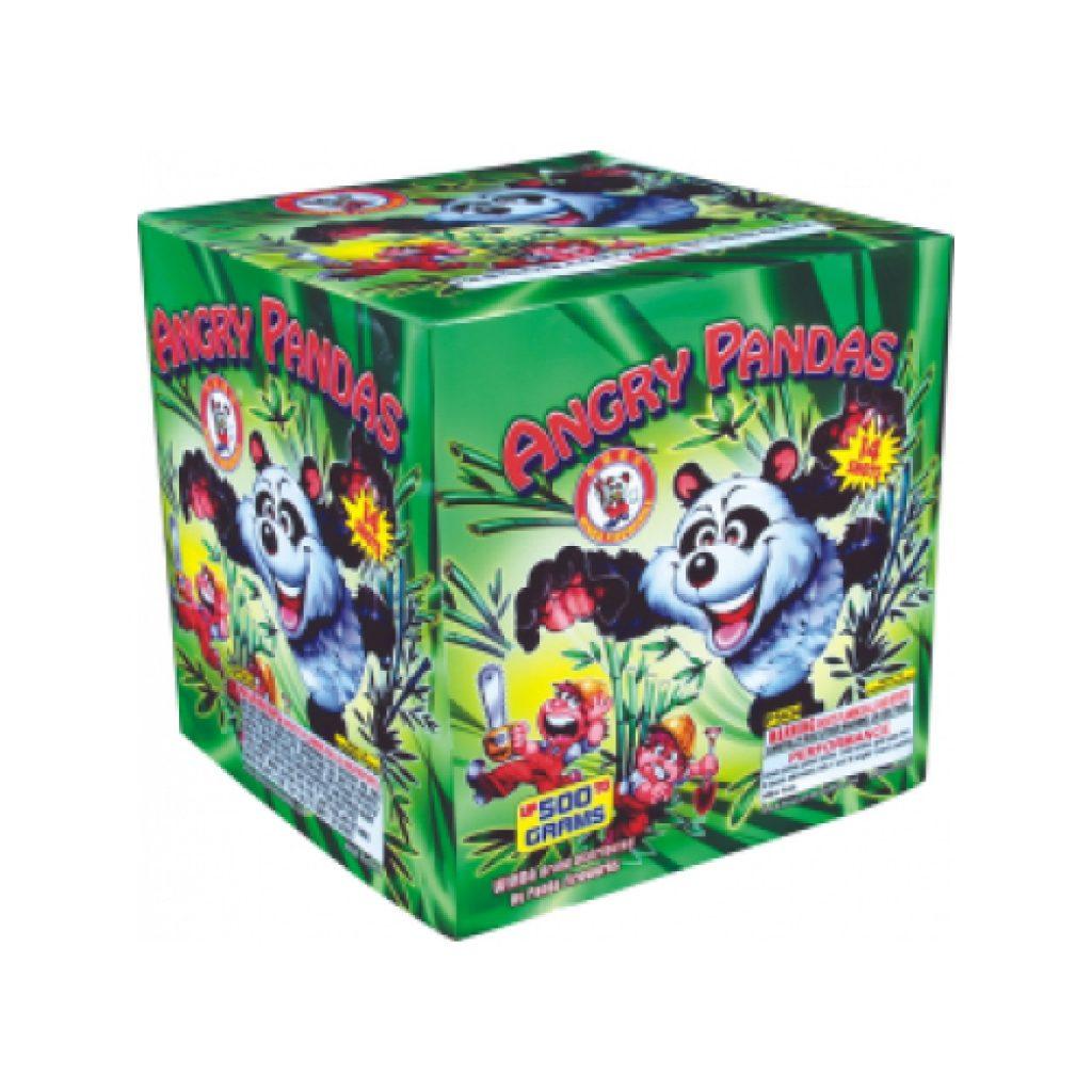 Angry Panda's