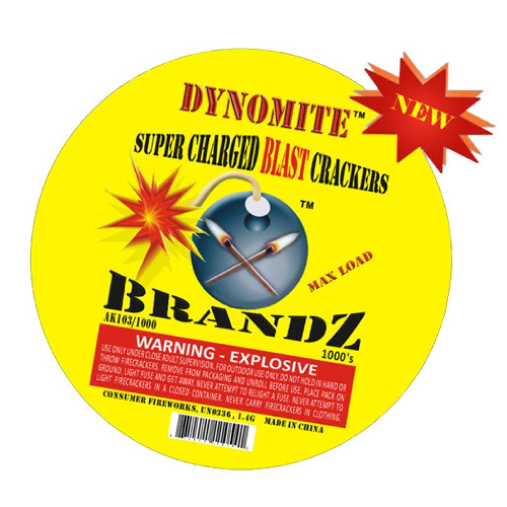 Dynomite 16/1000 Roll