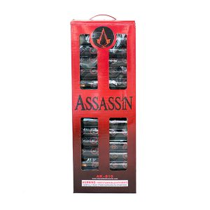 Assassin (24):                 4 – F.L.T.