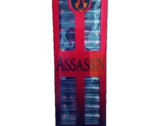 Assassin (24):               4 – L / T
